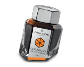 Caran d'Ache Chromatics INKredible Colors - Electric Orange (50ml)
