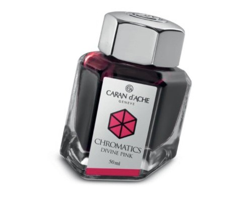 Caran d'Ache Chromatics INKredible Colors - Divine Pink (50ml)