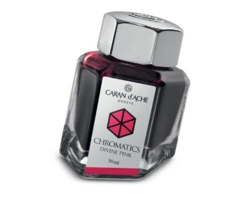 Caran d'Ache Chromatics INKredible Colors - Divine Pink (50ml)