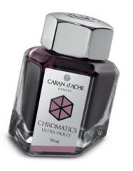Caran d'Ache Chromatics INKredible Colors - Ultra-Violet (50ml)