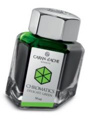 Caran d'Ache Chromatics INKredible Colors -Delicate Green (50ml)