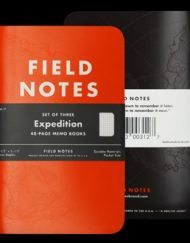 Field Notes Expedition