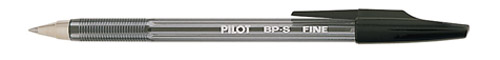Pilot Better BallPoint Pen BP-S Fine Black