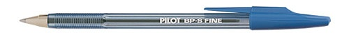 Pilot Better BallPoint Pen BP-S Fine Blue