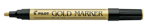 Pilot Creative Marker Pens 2.0mm Medium Gold