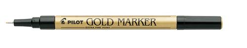 Pilot Creative Marker Pens 0.5mm Extra-Fine Gold