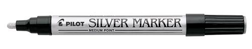 Pilot Creative Marker Pens 2.0mm Medium Silver
