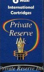 Private Reserve Ink Long Cartridges 6-pack Lake Placid Blue