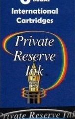 Private Reserve Ink Long Cartridges 6-pack DC SuperShow Blue