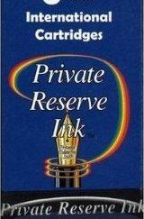 Private Reserve Ink Long Cartridges 6-pack Black Magic Blue