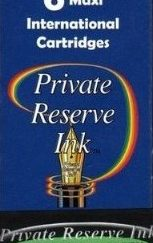 Private Reserve Ink Long Cartridges 6-pack DC SuperShow Green