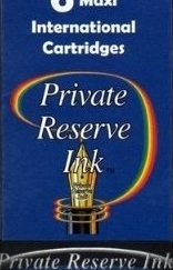 Private Reserve Ink Long Cartridges 6-pack Electric DC Blue
