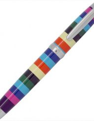 SHERPA CANDY STRIPES PEN COVER