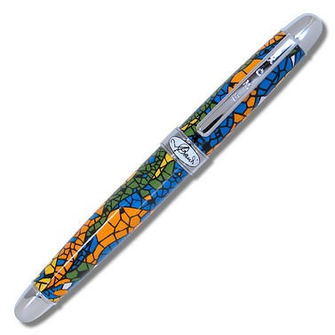ACME MOSAIC ROLLER BALL PEN