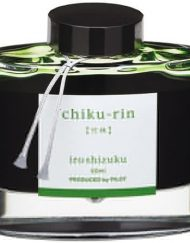 Pilot Iroshizuku Bottled Fountain Pen Ink Chiku-Rin (Bamboo Forest)