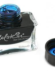 Pelikan Edelstein Bottled Ink Topaz Blue