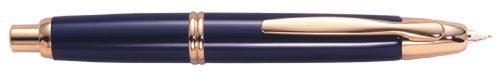 Namiki-Pilot Vanishing Point Blue/Gold