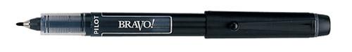 Pilot Bravo! Marker Pen Black -11034