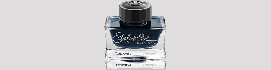 Pelikan Edelstein Bottled Ink Tanzanite