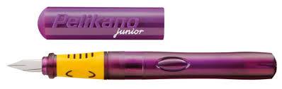 Pelikan Pelkiano Jr. Fountain Pen Violet
