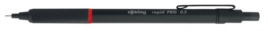 Rotring Rapid PRO Black Pencil 0.5mm