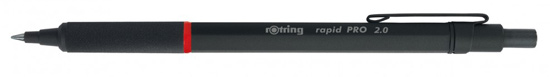 Rotring Rapid PRO Black Pencil 2.0mm