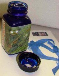 Noodlers Ink Bad Blue Heron