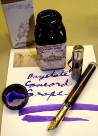 Noodlers Ink Baystate Concord Grape