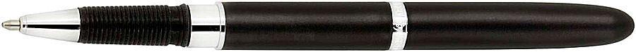 Fisher Space Pen Matte Black Grip Bullet Pen BG4