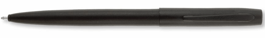 FISHER SPACE PEN MATTE BLACK CAP-O-MATIC SPACE PEN - M4B