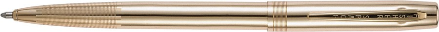 FISHER SPACE PEN LACQUERED BRASS CAP-O-MATIC SPACE PEN M4G