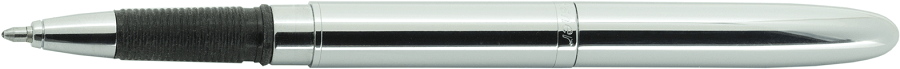Fisher Space Pen Chrome Bullet Grip Pen with Stylus BGC/S