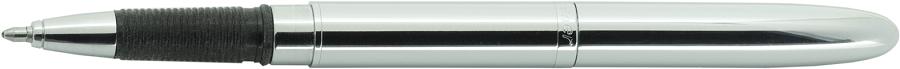 Fisher Space Pen Chrome Bullet Grip Pen with Stylus BGC/S