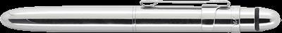 Fisher Space Pen Chrome Grip Bullet Space Pen w/Clip BGCCL