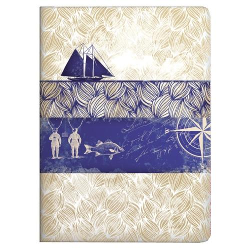 Clairefontaine Maritime Collection Maritime Staplebound Notebooks - C99763