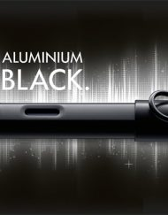 Lamy Al-Star Black Aluminum Fountain Pen L71