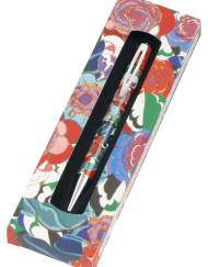 Metropolitan Museum of Art Deco Flowers Ball Pen