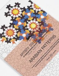 Pepin Artists' Colouring Book-Arabian Patterns