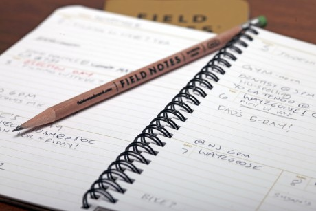 Field Notes Planner Pen Lovers Paradise