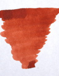diamine ink burnt sienna 80ml bottle