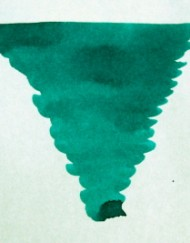 Diamine ink dark green 80ml bottle