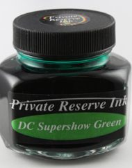 Private Reserve Ink DC SuperShow Green 110ml Bottle