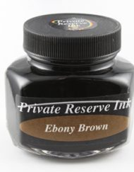 Private Reserve Ink Ebony Brown 110ml Bottle
