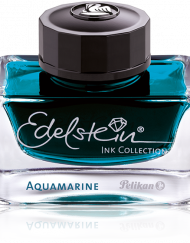 Pelikan Edelstein Bottled Ink Aquamarine