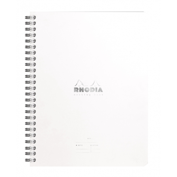 Rhodia ICE Meeting Book # 193411