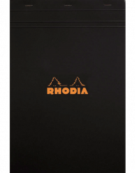 Rhodia Blank Notebook R180009