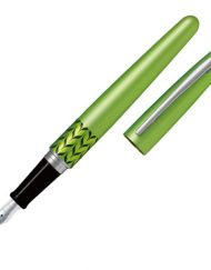 Pilot Mr Retro Pop Green Marble FP