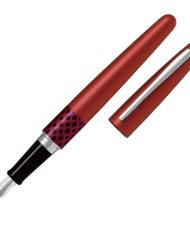 Pilot MR Retro Pop Red Wave FP