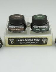 Private Reserve Ink Ebony Sample Pack