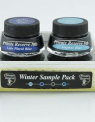 Private Reserve Ink Winter Sample Pack